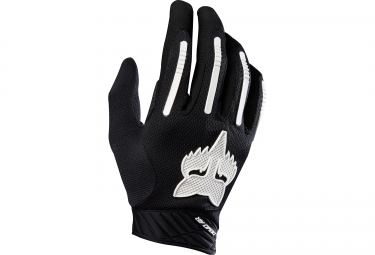 fox paire de gants longs demo air noir s