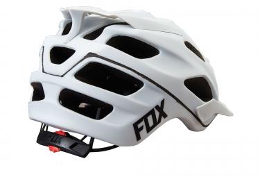 Casque FOX FLUX 2016 Blanc