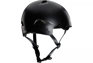 FOX FLIGHT HARDSHELL Casco Negro