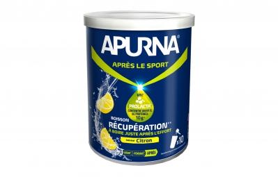 Apurna boisson de recuperation citron pot 400g