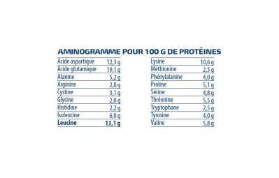 APURNA Pot de Protéines PURE WHEY ISOLAT Vanille Pot 750g