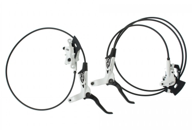 **Shop Soiled** AVID ELIXIR 1 Brakeset PM / IS White