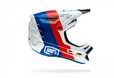 Casco Integral 100% AIRCRAFT R8 Blanc