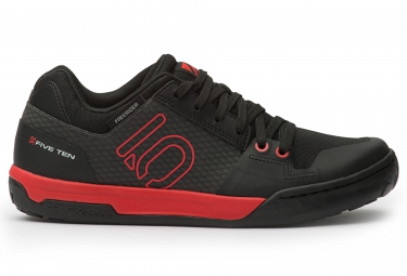 Chaussures vtt five ten freerider contact noir rouge 46