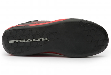 chaussures vtt five ten freerider contact noir rouge 45
