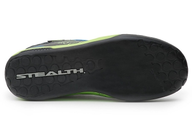 chaussures vtt five ten freerider contact junior bleu vert 37