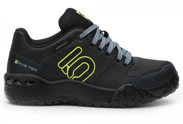 Chaussures vtt five ten impact sam hill noir jaune 41