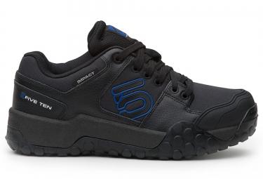 chaussures vtt five ten impact low noir bleu 45