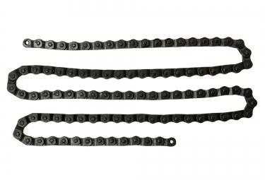 YABAN Chaine Demi-Maillon MK918 1/2´´x3/32´´ Noir