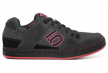 chaussures vtt five ten freerider femme noir rose 39