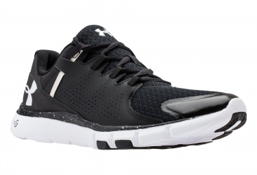 UNDER ARMOR MICRO G LIMITALESS Coppia di scarpe Black White Women