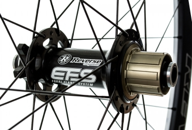 REVERSE Rear Wheel DH 27.5'' 150x12mm EFS Hub + K7 EFS 7V Black Grey