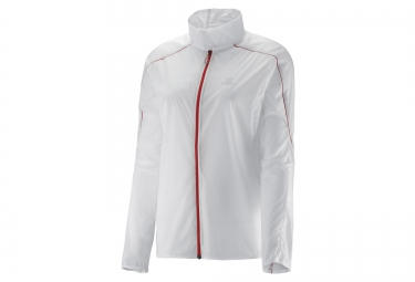 SALOMON Veste S-LAB LIGHT Blanc