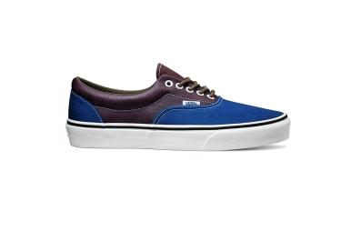 VANS chaussures ERA ESTTE Marron / Bleu