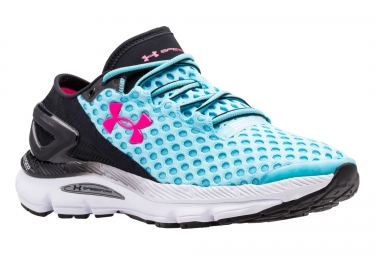 Under armour speedform gemini 2 bleu noir 36 1 2