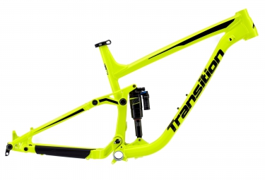 TRANSITION PATROL frame - Yellow