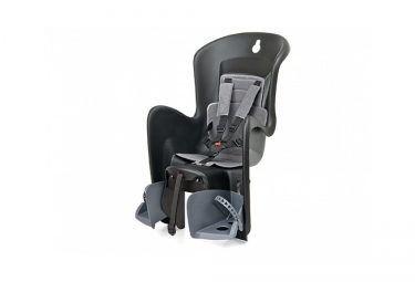 POLISPORT Carrier Baby Seat BILBY CFS Black Grey
