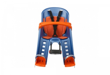 POLISPORT Porte Bébé Avant BILBY JUNIOR Bleu Orange