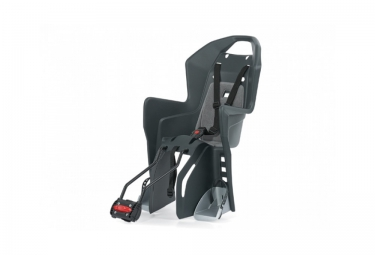 POLISPORT Rear Baby Seat KOOLAH 29'' Black Grey