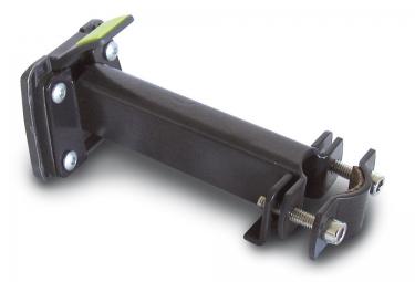 BASIL Fixation Panier pour potence BASEASY EC 22-25.4mm Noir