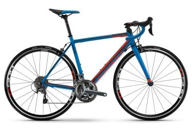 Vélo de Route Haibike RACE 8.20 Shimano Tiagra 10V 2016 Bleu