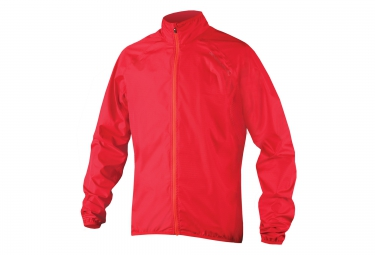 Endura veste impermeable xtract rouge s