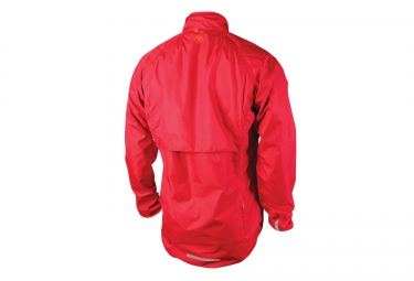 endura veste impermeable xtract rouge m