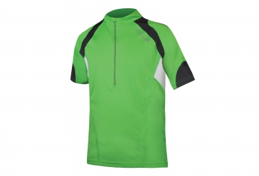maillot manches courtes hummvee ii vert s