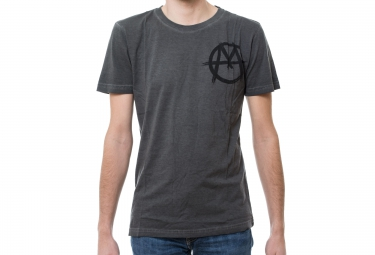 MARKIT T-Shirt WASHED Gris