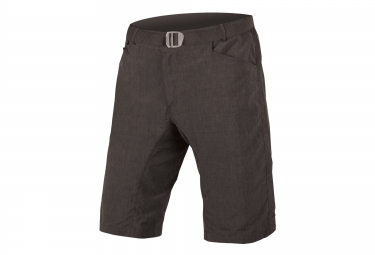 endura short urban cargo gris xl