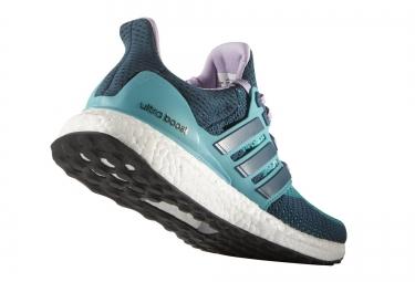 Chaussures de Running Femme adidas running ULTRA BOOST Bleu