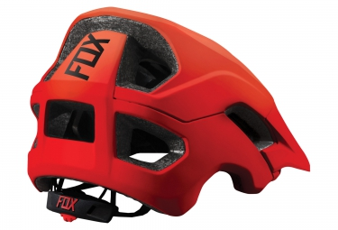 casque vtt fox metah rouge l xl 59 63 cm