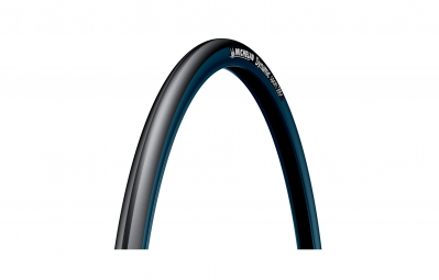 Pneu michelin dynamic sport 700mm tringle rigide noir bleu 23 mm