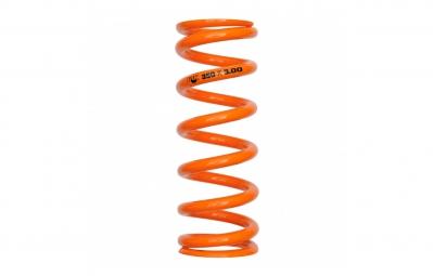 FOX RACING SHOX Ressort SLS Super Light Steel (Course 3.00) Orange