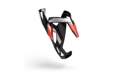 Elite porte bidon custom race plus noir rouge