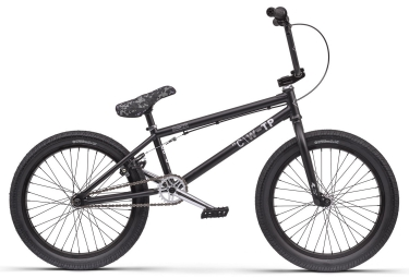 WETHEPEOPLE 2016 BMX Complet CURSE 20.25´´ Noir Mat