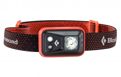 Black diamond lampe frontale spot 200 lumens rouge