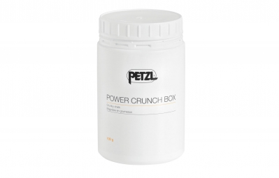 PETZL Magnésie en grumeaux POWER CRUNCH BOX Pot 100g