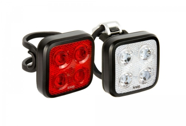 KNOG Lights Front-Rear BLINDER MOB 5 FOUR EYES Black