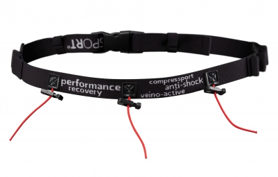 COMPRESSPORT RACE BELT Schwarz