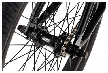 BMX Freestyle Radio Bikes EVOL 20.5'' Noir 2016