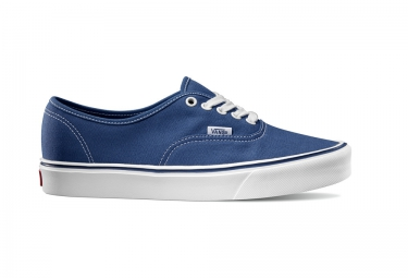 Vans chaussures u authentic lite canvas bleu 40