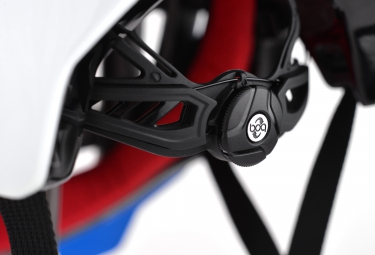 casque urge endur o matic 2 bleu blanc rouge s m 54 57 cm
