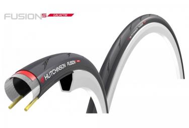 Hutchinson pneu fusion 5 galactik tubetype 700 mm noir 25 mm