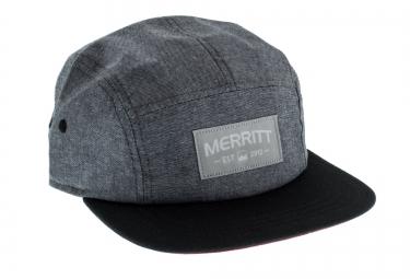 MERRITT 5 Panel Hat OXFORD Grey