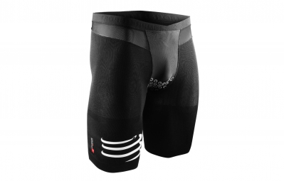 Compressport T3 Brutal Short - Black