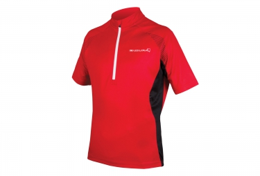 ENDURA Jersey XTRACT Red