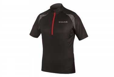 endura maillot xtract ii black s