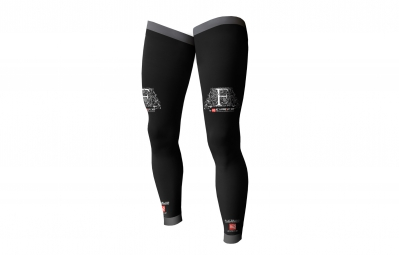 compressport full leg compression negro t4