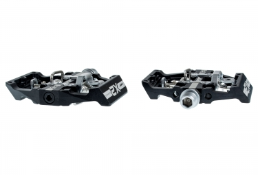 Pedales HT Clipless X2 Negro